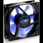 Noiseblocker BlackSilentFan XR2 Computer case Fan 6 cm Black