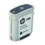HP F9J64A (728) Ink cartridge black matt, 69ml