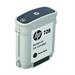 HP F9J64A (728) Ink cartridge black matt, 69ml
