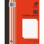 OLYMPIC 607 CARBON BOOK TRIPLICATE FAINT RULED