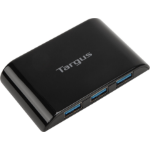 New Genuine Targus ACH119AU USB 3.0 4 Port Hub Up To 5Gbps Transfer Speed