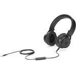 HP H3100 Stereo Black Binaural Head-band Black headset