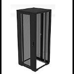 Eaton REA42808NPBE Freestanding Black rack