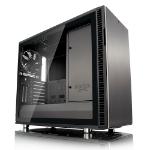 Fractal Design Define R6 Midi-Tower Metallic computer case