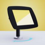 "Bouncepad Swivel 60 tablet security enclosure 24.6 cm (9.7"") Black"