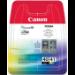 Canon PG-40/CL-41 cartucho de tinta 2 pieza(s) Original Negro, Cian, Magenta, Amarillo