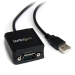 StarTech.com 1 Port ftDI USB to Serial RS232 Adaptor Cable with Optical Isolation