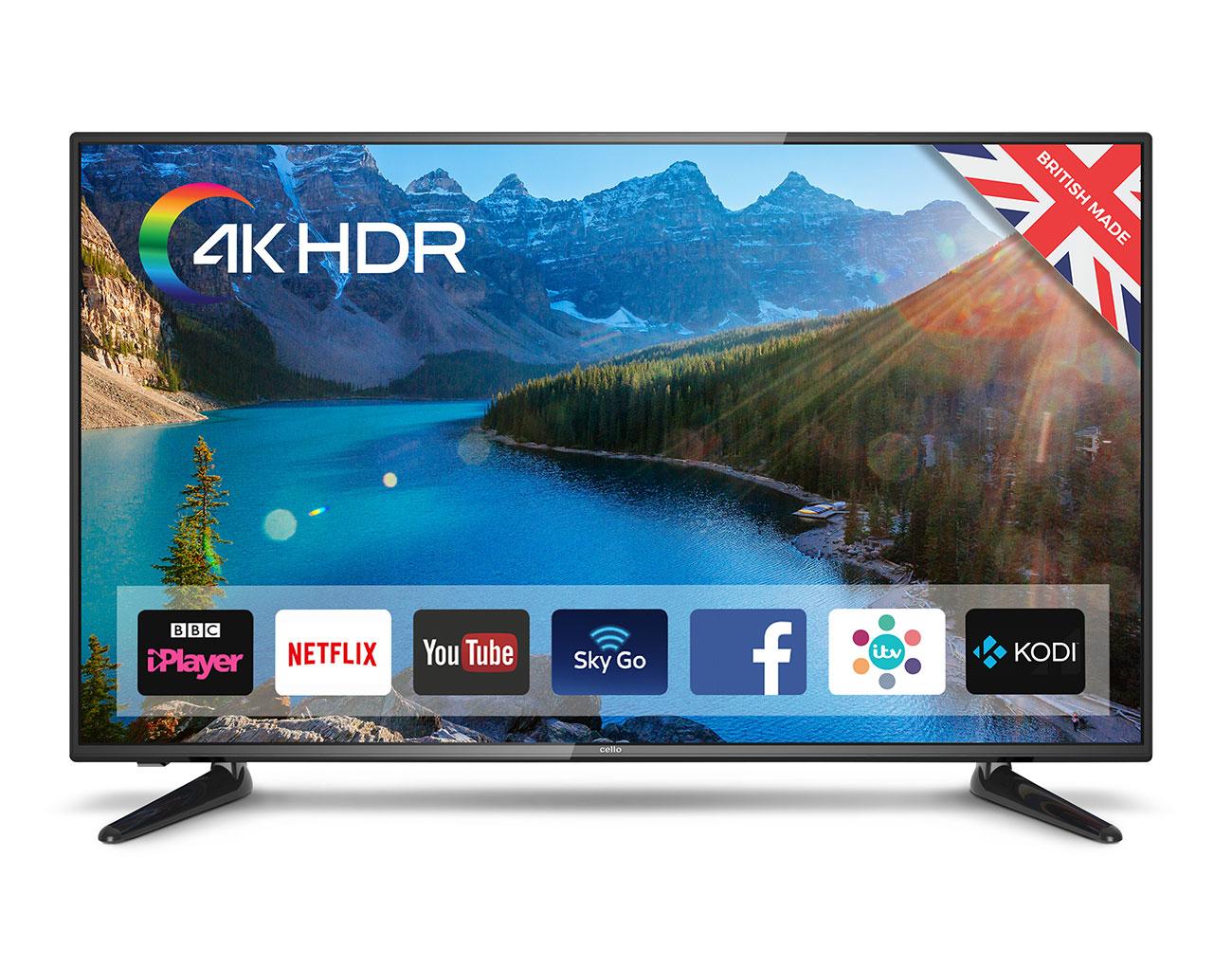 43IN LED UHD 3840X2160 16:9 C43SFS4K 1200:1 HDMI             IN