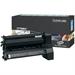 Lexmark C7700KH Toner black, 10K pages @ 5% coverage
