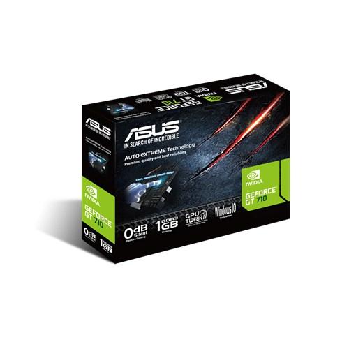 ASUS 710-1-SL GeForce GT 710 1 GB GDDR3