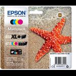 Epson C13T03A94010 (603XL/603) Ink cartridge multi pack, 8,9ml + 3x2,4ml, Pack qty 4