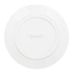 Sony CP-WP1 mobile device charger Indoor White