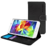 "TheSnugg B00IJCM9V4 5.1"" Folio Black mobile phone case"