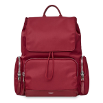 Knomo Clifford backpack Nylon Red