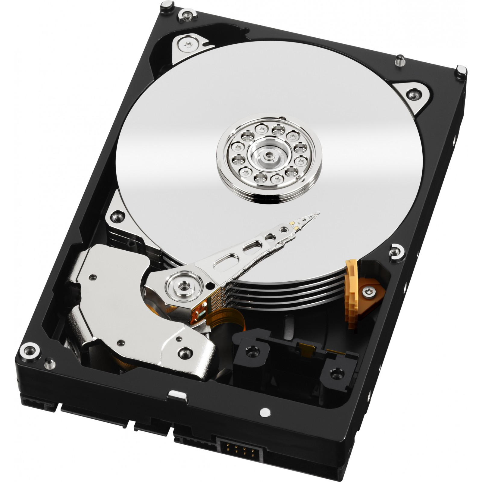 "Western Digital Caviar Green 2TB 3.5"" 2000 GB Serial ATA II"