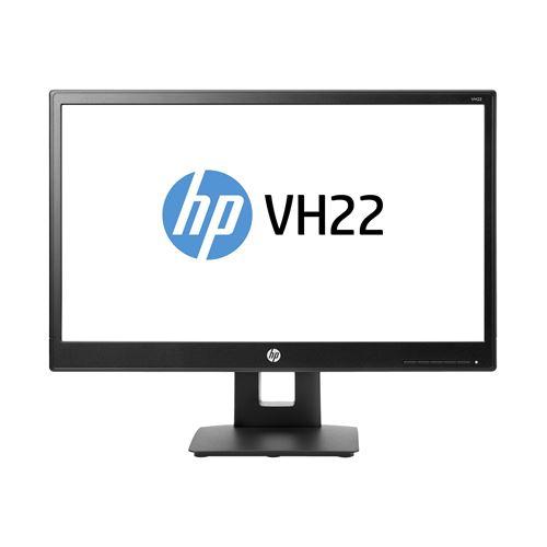 """HP vh22 - LED monitor - 21.5"""" - 1920 x 1080 - TN - 250 cd/m"""