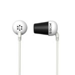 Koss PLUG W headphone Intraaural In-ear White
