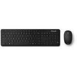 Microsoft Bluetooth Desktop keyboard QWERTY Black