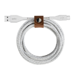 Belkin DuraTek Plus USB cable 1.2 m USB 2.0 USB A USB C White