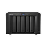 Synology DX513 30000GB Desktop Black disk array