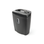 Digitus DA-81608 paper shredder Cross shredding 22.3 cm 72 dB Black