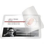 PELLTECH SELF LAMINATING CARDS 54X86 PK100 25230