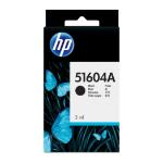 HP 51604A Printhead cartridge black, 500 pages, 3ml