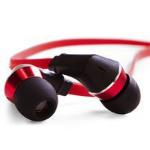 Verbatim 99209 headphone Intraaural In-ear Black,Red