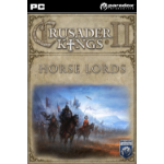 Paradox Interactive Crusader Kings II: Horse Lords, PC/Max/Linux Videospiel PC/Mac/Linux Standard Deutsch