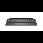 DELL PC90-BK-SWS mobile device keyboard QWERTZ Schweiz Schwarz, Grau