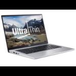 Acer Swift 1 SF114-33 14 inch Laptop - (Intel Pentium N6000, 4GB RAM, 256GB SSD, Full HD Display, Windows 10 in S Mode, Silver)