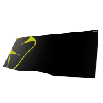 Mionix Sargas XL Gaming mouse pad Black, Yellow