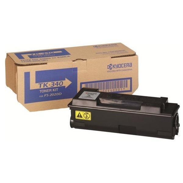 KYOCERA 1T02J00EU0 (TK-340) Toner black, 12K pages