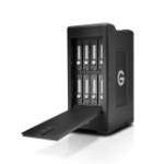 G-Technology G-SPEED XL disk array 144 TB Black