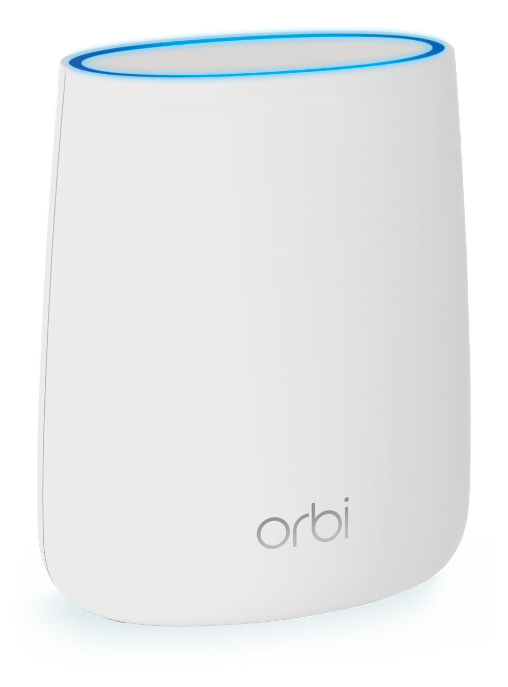 Netgear RBS20 wireless router Tri-band (2.4 GHz / 5 GHz / 5 GHz) Gigabit Ethernet White