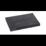Microconnect MC-HM-ET13S-RX AV extender AV receiver Black