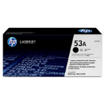 HP Q7553-67901 3000pages Black laser toner & cartridge
