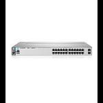 Hewlett Packard Enterprise 3800-24G-2SFP+ Managed L3 Grey