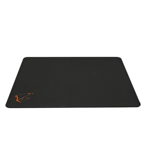 Gigabyte AMP500 Black,Orange Gaming mouse pad