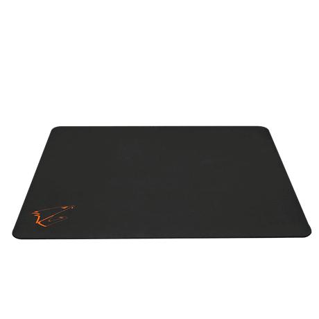 Gigabyte AMP500 Black, Orange Gaming mouse pad
