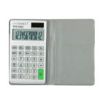 Q-CONNECT KF01603 calculator Pocket Basic Black, Grey, White