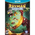 Ubisoft Rayman Legends, Wii U Wii U English video game