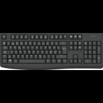 Gearlab G200 keyboard RF Wireless QWERTY Nordic Black