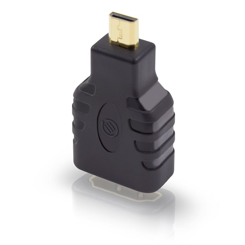 ALOGIC Micro HDMI (M) to HDMI (F) Adapter - Male to Female
