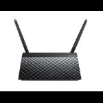 ASUS RT-AC52U B1 draadloze router Dual-band (2.4 GHz / 5 GHz) Gigabit Ethernet Zwart