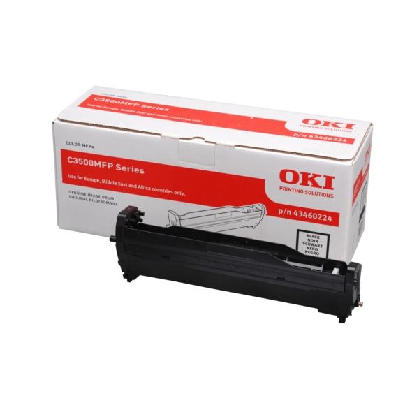 OKI 43460224 Drum kit, 15K pages