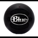 Blue Microphones Snowball Black Notebook microphone