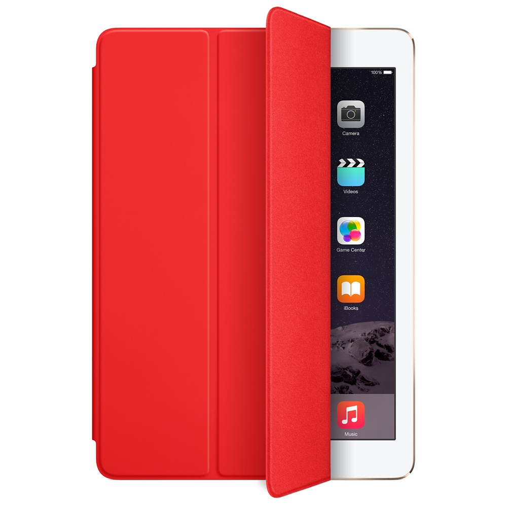 """Apple iPad Air Smart Cover 9.7"""" Cover Red"""