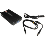 Lind Electronics DE2045-1319 Black power adapter & inverter