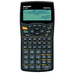 Sharp EL-W531B Pocket Scientific Grey calculator